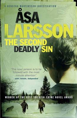 The Second Deadly Sin: A Rebecka Martinsson Investigation (Paperback)