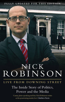 Live from Downing Street (Paperback)