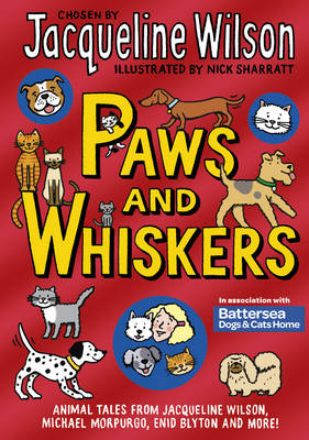 Paws and Whiskers (Hardback)