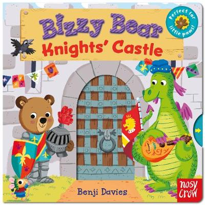 Bizzy Bear: Knights' Castle - Bizzy Bear 7 (Board book)