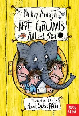 The Grunts All at Sea - Grunts 2 (Paperback)