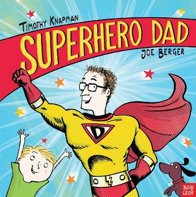 Superhero Dad (Board book)