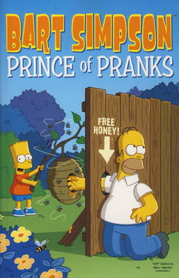 Bart Simpson: Prince of Pranks (Paperback)