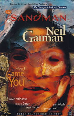 Sandman: Game of You (Paperback)