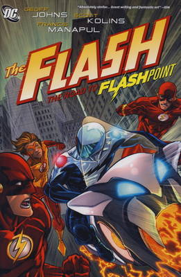 The Flash: Road to Flashpoint (Hardback)