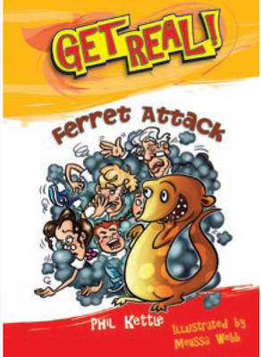 Get Real: Ferret Attack - Get Real! (Paperback)