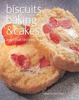 Biscuits, Baking & Cakes: Essential Recipes - Essential Recipes (Paperback)