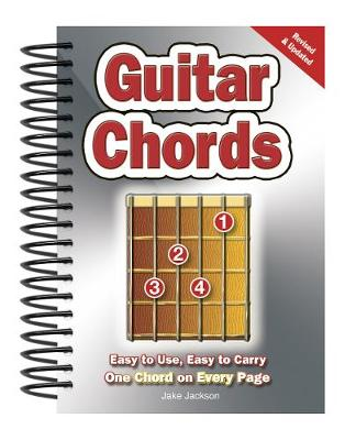 Guitar Chords: Easy to Use, Easy to Carry, One Chord on Every Page - Easy-to-Use (Spiral bound)