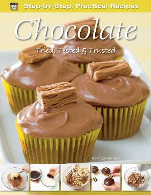 Step-by-Step Practical Recipes: Chocolate (Paperback)