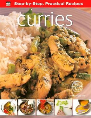 Step-by-Step Practical Recipes: Curries - Step-By-Step, Practical Recipes (Paperback)