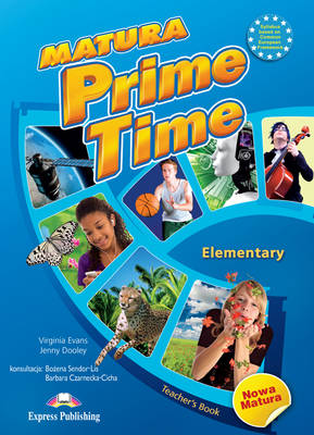 Prime Time Teacher's Book: Elementary (Paperback)