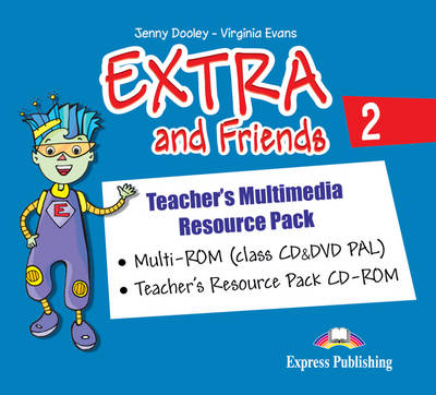 Extra & Friends: Primary 1st Cycle Level 2 (Mixed media product)