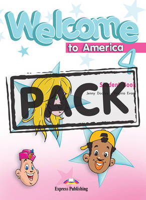 Welcome to America: Pupil's Pack with Dvd Pal (international) Level 4 (Mixed media product)