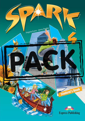 Spark: Student's Pack Level 4 (Mixed media product)
