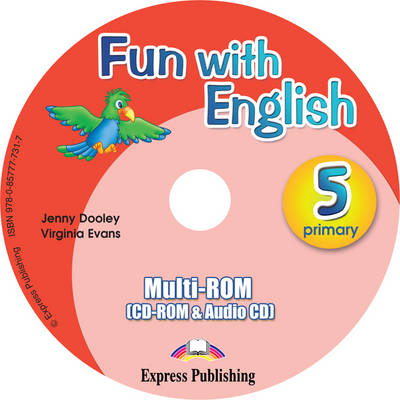 Fun with English: Primary No. 5 (DVD)