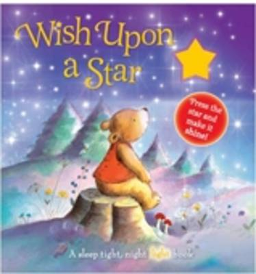 Wish Upon a Star - Night Light Books (Novelty book)