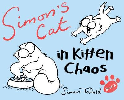 Simon's Cat: Book 3: In Kitten Chaos (Hardback)