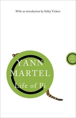 Life of Pi: A Novel - The Canons 12 (Paperback)