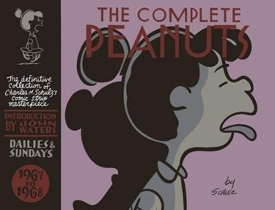 The Complete Peanuts 1967-1968: Volume 9 (Hardback)
