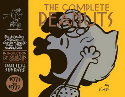 The Complete Peanuts 1971-1972: Volume 11 (Hardback)