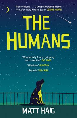 Image result for the humans matt haig waterstones