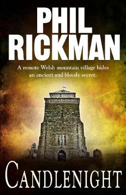 Candlenight - Phil Rickman Standalone (Paperback)