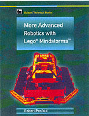 More Advanced Robotics with Lego Mindstorms - Babani unofficial guides (Paperback)