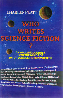 Who Writes Science Fiction? (Paperback)