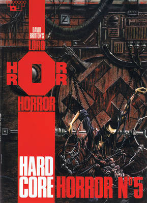 Lord Horror: Hard Core Horror No.7 - Hard core horror No 5 (Paperback)