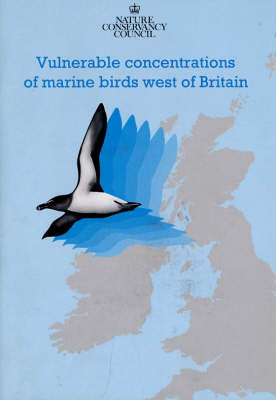 Vunerable Concentrations of Marine Birds West of Britain (Paperback)
