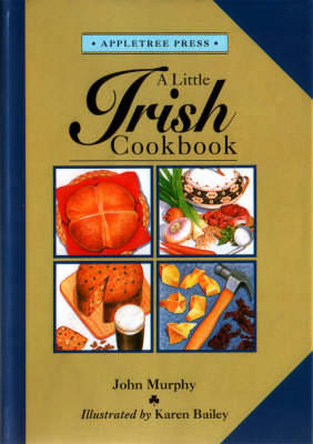 A Little Irish Cook Book - International little cookbooks (Hardback)