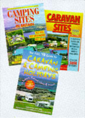 Camping Sites in Britain 1998 - A Link House annual (Paperback)
