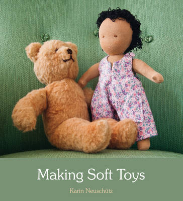 Making Soft Toys (Paperback)