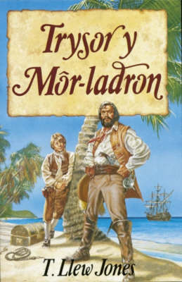 Trysor y Mor-ladron (Paperback)