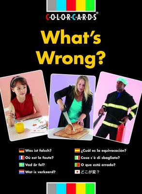 What's Wrong? - Colorcards (Cards)