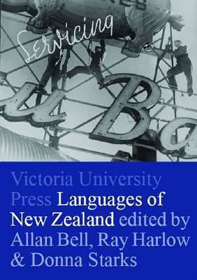 Languages of New Zealand (Paperback)