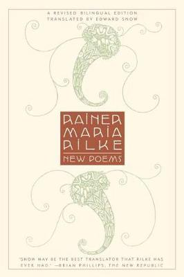 New Poems (Paperback)