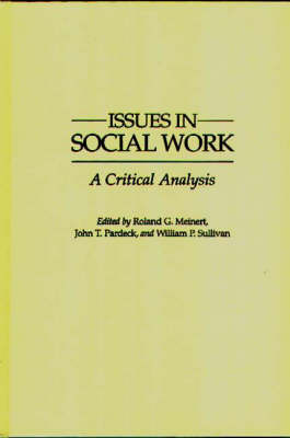 Issues in Social Work: A Critical Analysis (Hardback)