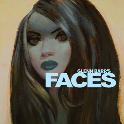 Glenn Barr's Faces (Hardback)