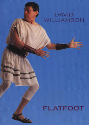 Flatfoot: A Roman Comedy of Bad Manners - Current Theatre (Paperback)