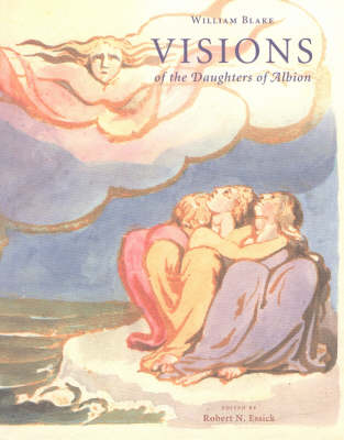Visions of the Daughters of Albion (Hardback)
