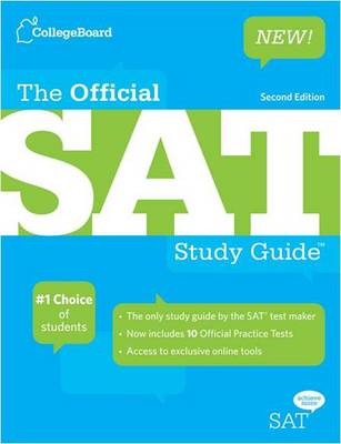 The Official SAT Study Guide (Paperback)