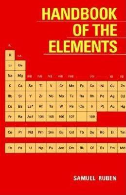 Handbook of the Elements (Paperback)