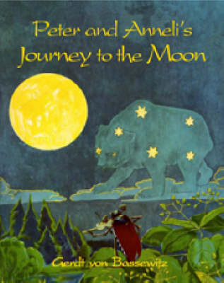 Peter and Anneli's Journey to the Moon (Hardback)