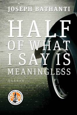 Half of What I Say is Meaningless: Essays (Hardback)