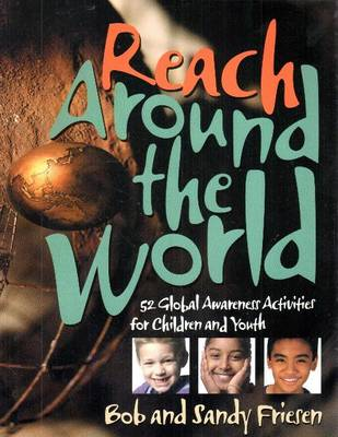 Reach Around the World: Missions Activities (Paperback)