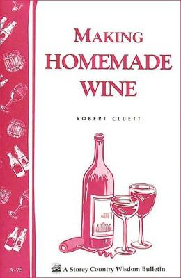 Wine Making at Home (Paperback)