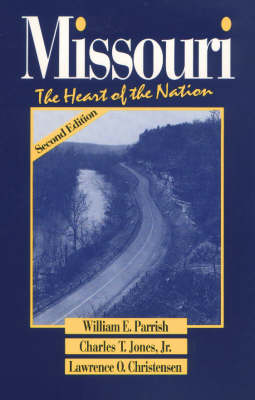 Missouri: The Heart of the Nation (Paperback)