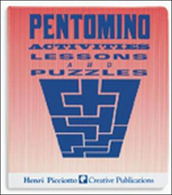 Pentomino Activities, Lessons, and Puzzles Binder - Weekday Workouts (Spiral bound)