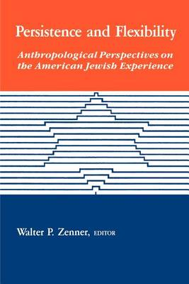 Persistence and Flexibility: Anthropological Perspectives on the American Jewish Experience - SUNY Series in Anthropology & Judaic Studies (Paperback)